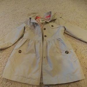 OshKosh Bgosh girl's rain coat